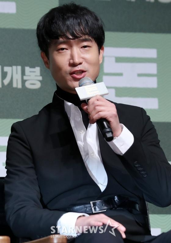 배우 조우진 /사진=김휘선 기자