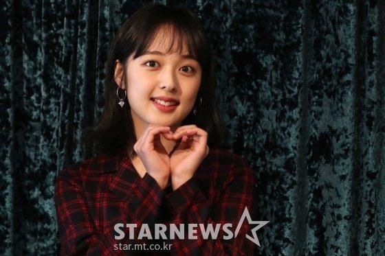 배우 김보라 /사진=스타뉴스
