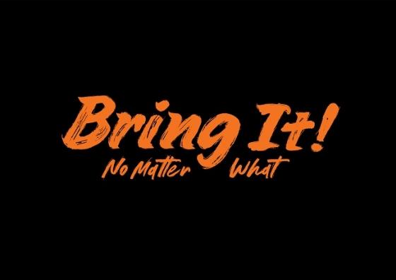 한화 2019시즌 슬로건 'Bring It!  끝까지 승부하라'