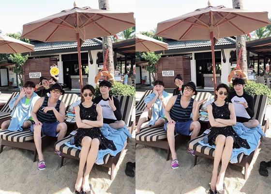 /사진=김서형 인스타그램