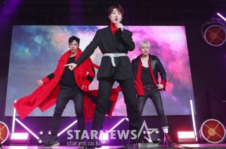 EXID 남동생 그룹 '트레이' 데뷔