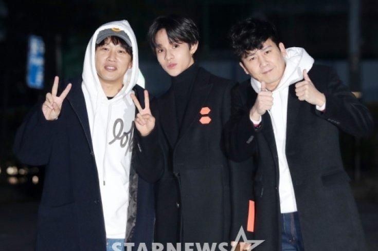 차태현-홍경민, '사무엘과 용감한 홍차 데뷔'