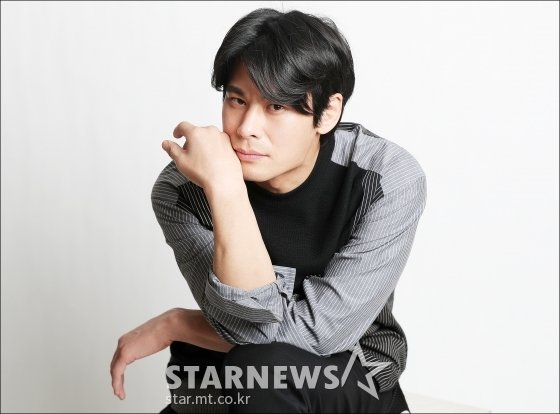 배우 오륭 /사진=김창현 기자