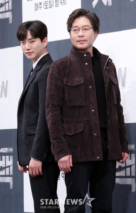 (왼쪽부터)이준호, 유재명 /사진=김휘선 기자