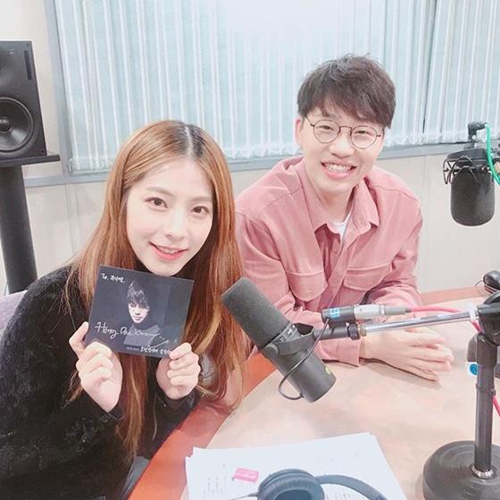 주니엘, 홍대광 /사진='최화정의 파워타임' 공식 인스타그램