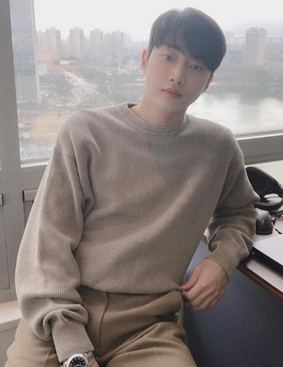 진영./사진=진영 인스타그램