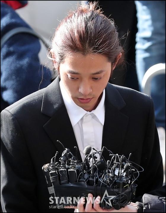 정준영 /사진=김창현 기자