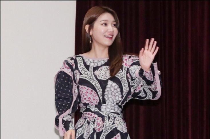 최수영, '모델급 비율'