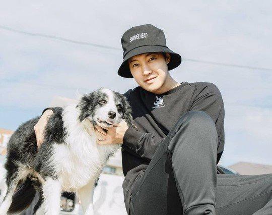 /사진=김현중 인스타그램