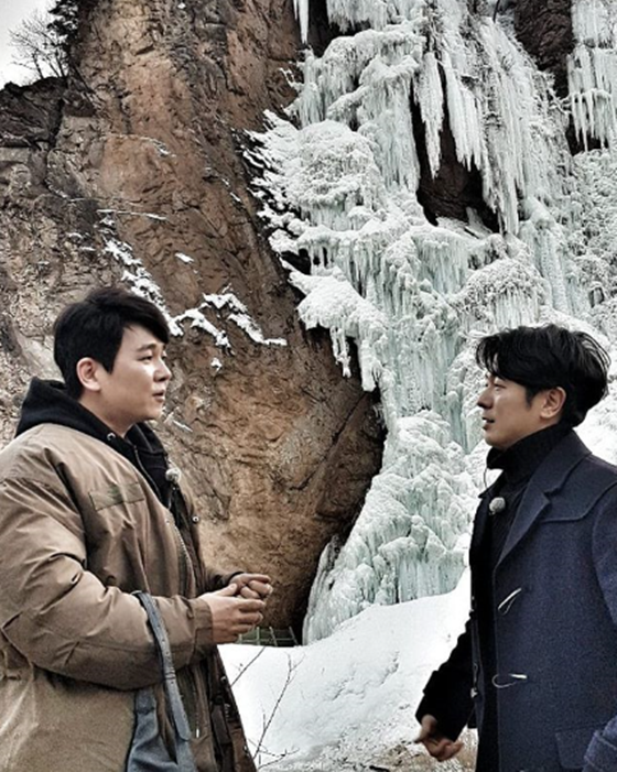 최민용과 김부용./사진=김부용 인스타그램