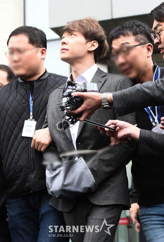 박유천/사진=김휘선 기자