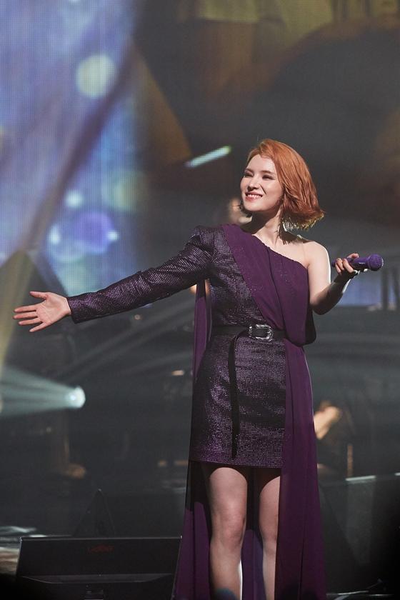 가수 거미 /사진제공=씨제스엔터테인먼트