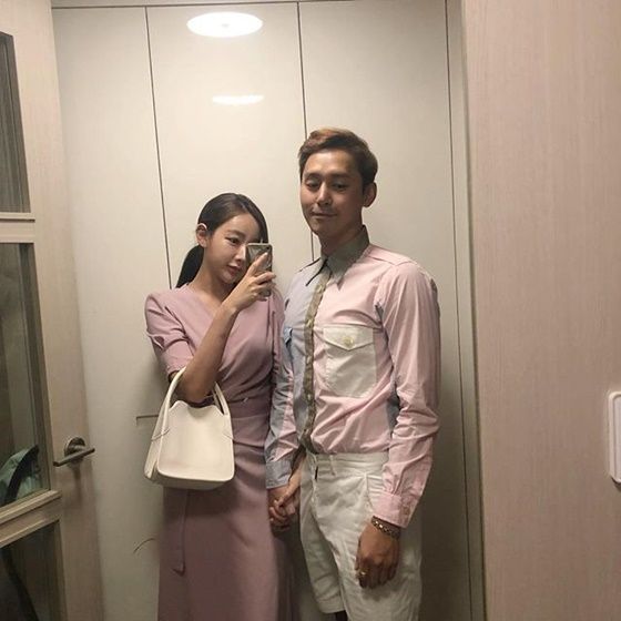 김상혁 송다예 부부 /사진=송다예 인스타그램