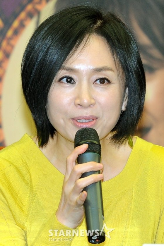 뮤지컬 배우 박해미 /사진=스타뉴스