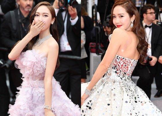 걸그룹 소녀시대 출신 가수 제시카 /사진제공=Zhang Zie photographer, 인스타그램