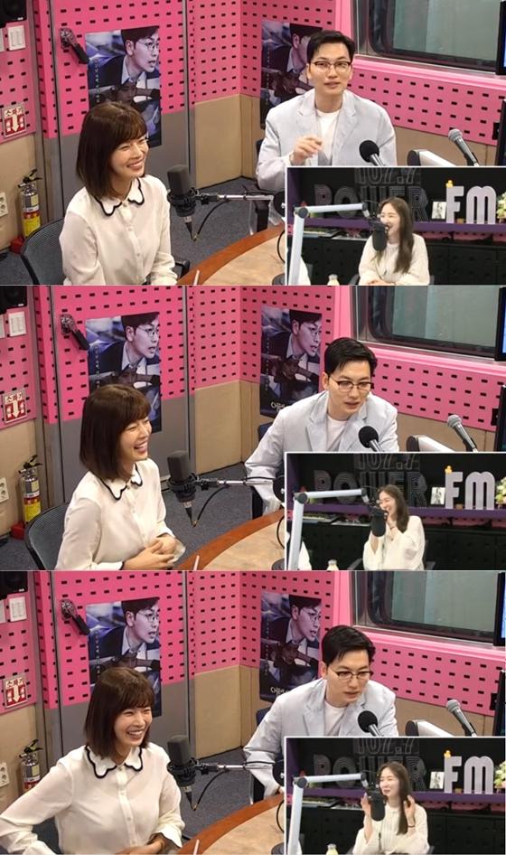 /사진='박선영의 씨네타운' 방송화면