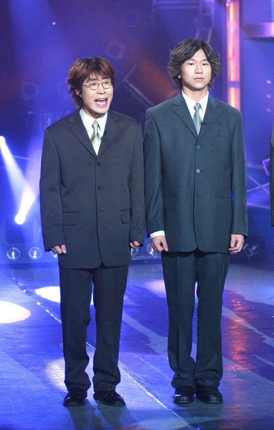KBS 2TV \'개그콘서트\' 코너 \'박준형의 생활사투리\'의 이재훈과 김시덕(사진 오른쪽)/사진=KBS