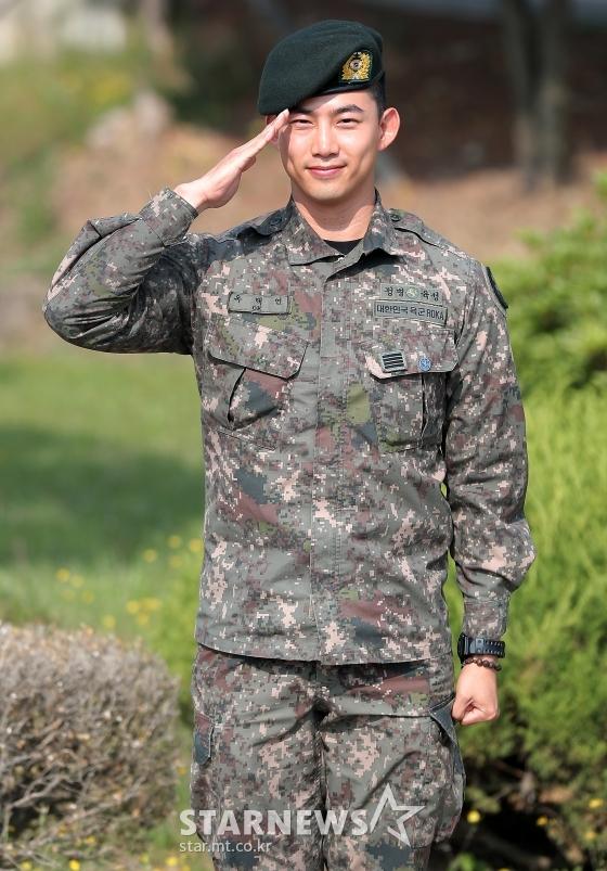그룹 2PM 멤버 옥택연 /사진=김창현 기자