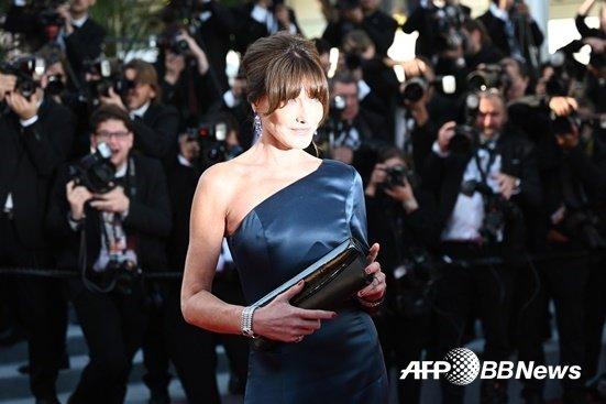 카를라 브루니 사르코지 / 사진=AFPBBNews뉴스1