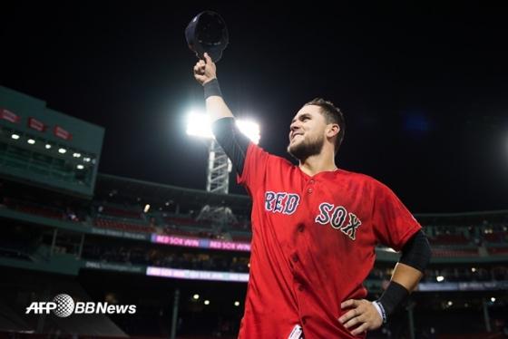 보스턴 마이클 차비스 /AFPBBNews=뉴스1