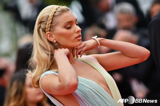 스웨덴 모델 엘사 호스크 /AFPBBNews=뉴스1