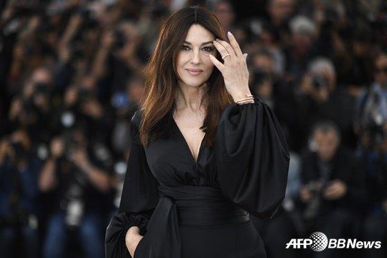 이탈리아 배우 모니카 벨루치 /AFPBBNews=뉴스1