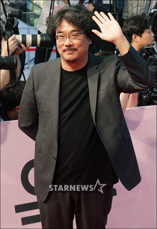 봉준호 감독 / 사진=스타뉴스