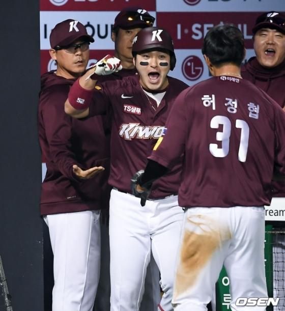 '4연패 뒤 3연승' 키움, 주중 NC와 상위권 싸움 주목