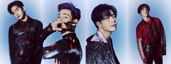 그룹 갓세븐 진영, 뱀뱀, 영재, 유겸 /사진제공=JYP엔터테인먼트