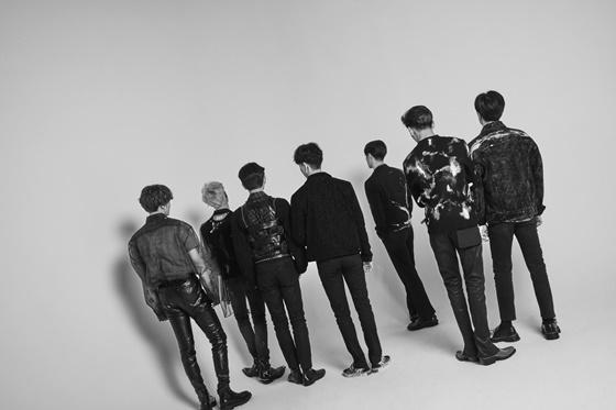 그룹 갓세븐 /사진제공=JYP엔터테인먼트