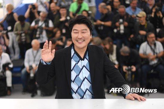 배우 송강호 / 사진=AFPBBNews뉴스1