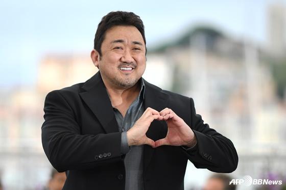 배우 마동석 /AFPBBNews=뉴스1