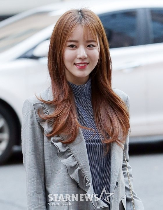배우 한지선 /사진=스타뉴스