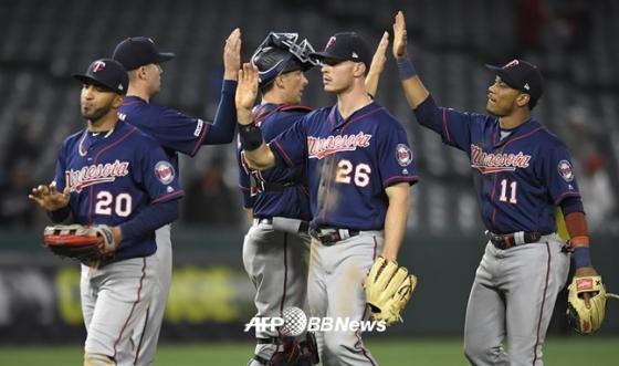 'MLB 승률 1위' 미네소타, 실력일까 미스터리일까