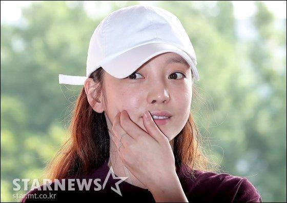걸그룹 카라 출신 배우 겸 가수 구하라 /사진=스타뉴스