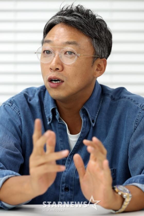 """'킹콩 10년' 이진성 대표 """"god 만나 시작한 매니저 길…""""(인터뷰①)"""