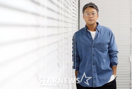 이진성 킹콩 by 스타쉽 대표 인터뷰 / 사진=이기범 기자
