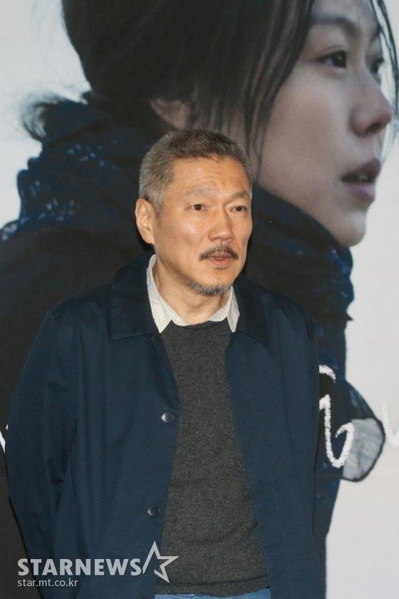 홍상수 감독 / 사진=스타뉴스
