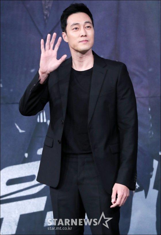 배우 소지섭 / 사진=스타뉴스