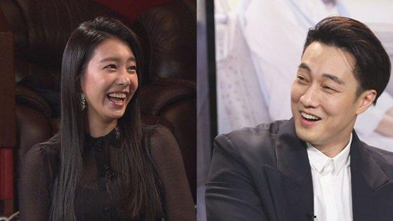 조은정, 소지섭 / 사진제공=SBS