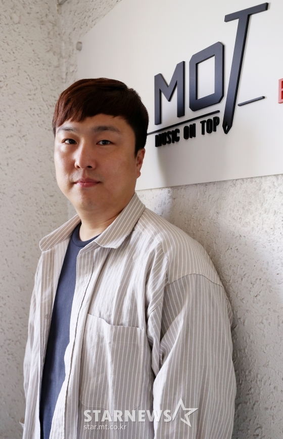 """박정욱 작곡가 """"일 도와주다 제작자 변신..매니저 존경""""(인터뷰②)"""