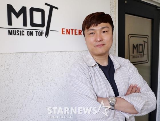 """박정욱 작곡가 """"롤모델은 조영수·윤종신..영감 많이 받는다""""(인터뷰③)"""