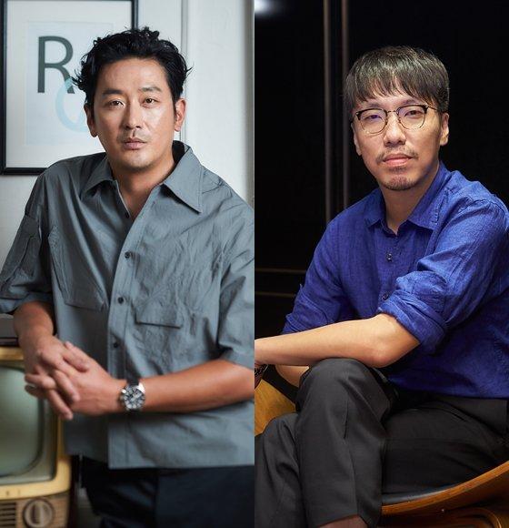 하정우와 윤종빈 감독이 \'수리남\'으로 다시 호흡을 맞춘다. \'수리남\'은 넷플릭스에서 드라마로 제작하는 걸 논의중이라 관심이 쏠린다.
