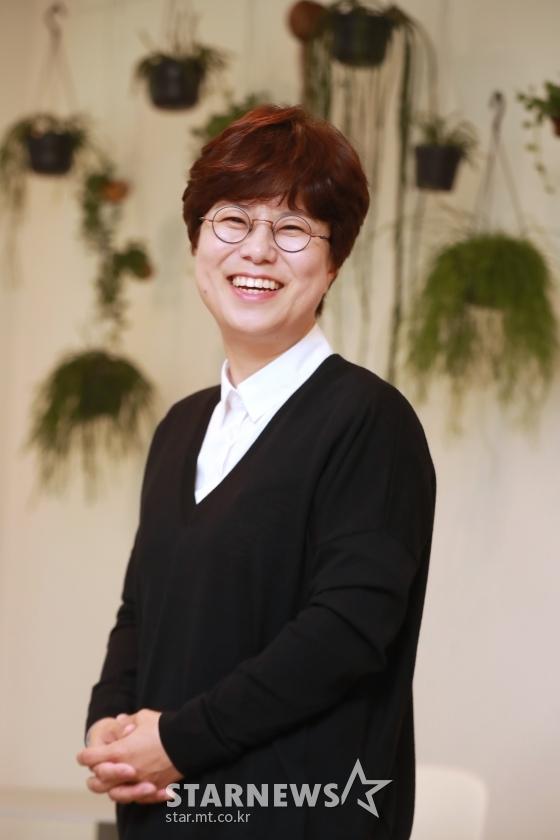 """솔트 이은영 이사 """"대기업 사원→김정화 매니저로 시작""""(인터뷰①)"""
