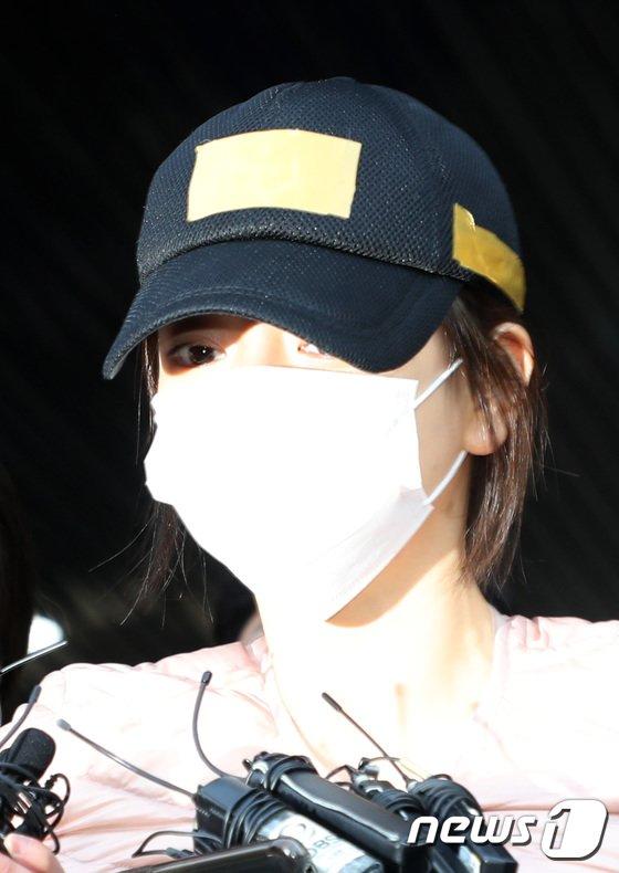 남양유업 창업주 외손녀이자 가수 겸 배우 박유천 전 연인 황하나 /사진=뉴스1