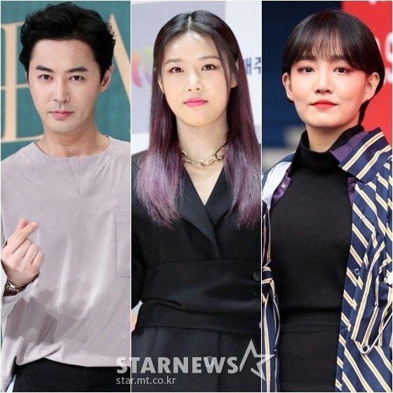 전진(왼쪽부터), 유빈, 윤하 /사진=스타뉴스