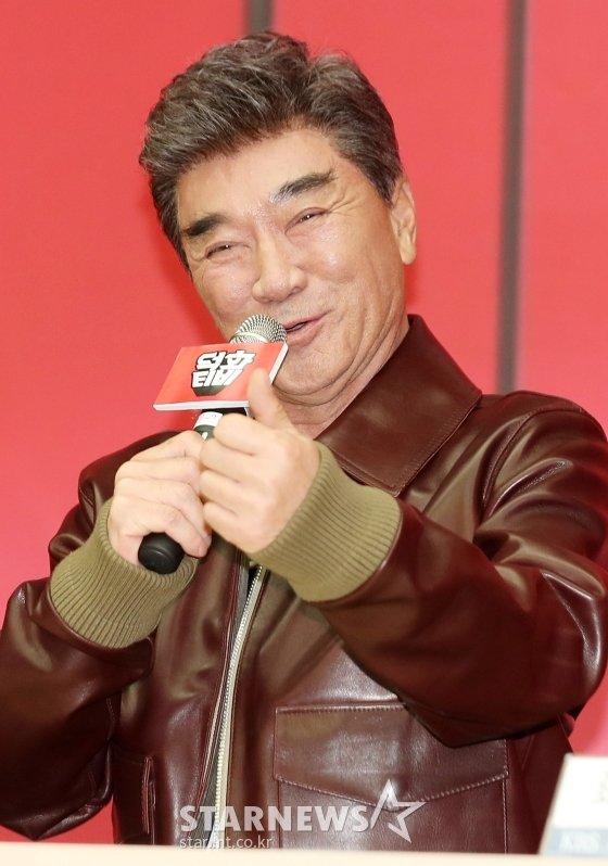 배우 이덕화/사진=김휘선 기자