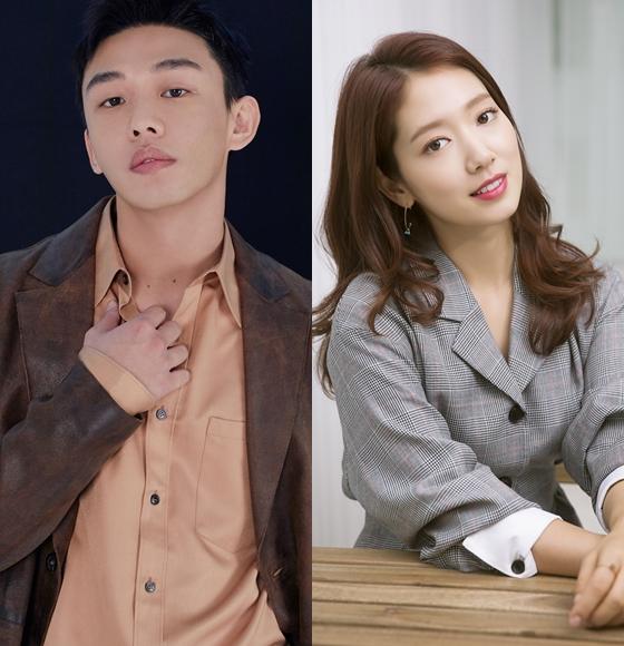 유아인과 박신혜가 영화 '#ALONE'으로 호흡을 맞춘다.