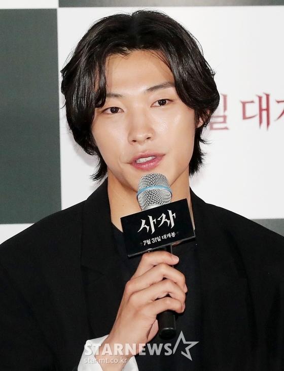 배우 우도환 / 사진=김창현 기자