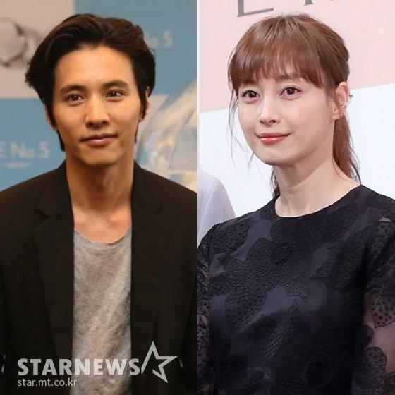 (왼쪽부터) 원빈, 이나영 /사진=스타뉴스